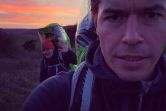 The South Downs Way - 100 People, 100 Miles in 100 Hours