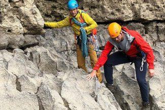 Climbing Britain's Most Epic Ridge Traverse on The Isle of Skye