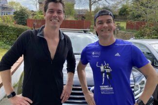 """Nathan and Will are tackling the """"granddaddy"""" of ultra trails"""